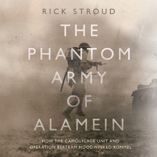 The Phantom Army of Alamein cover art