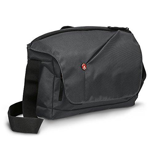 Manfrotto NX-CSC Messenger-Tasche grau