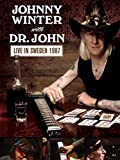 Johnny Winter and Dr. John - Live In Sweden 1987