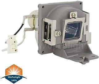 Woprolight 5J.J9R05.001 - Lámpara de proyector con carcasa para BENQ MS504 MS521P MS522P MS524 MX505 MS506 MS3081 MS504A, bombilla OEM en el interior
