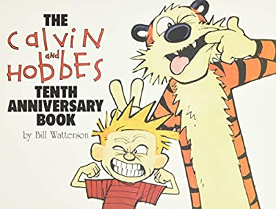 Calvin & Hobbes Books, Tenth Anniversary Book by Andrews McMeel Publishing