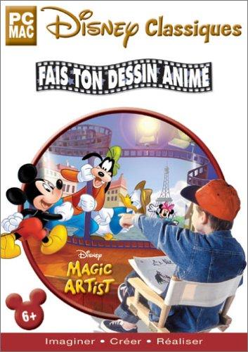 Mickey Fais ton Dessin animé