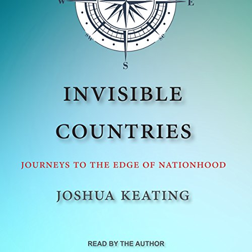 Invisible Countries audiobook cover art