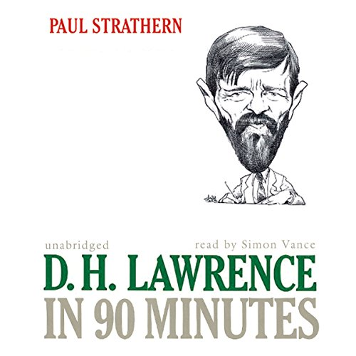 D. H. Lawrence in 90 Minutes audiobook cover art