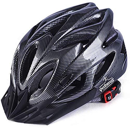 Proberos® Bicycle Helmet with Adjustable Lightweight Mountain Bike Racing Helmet for Men and Women