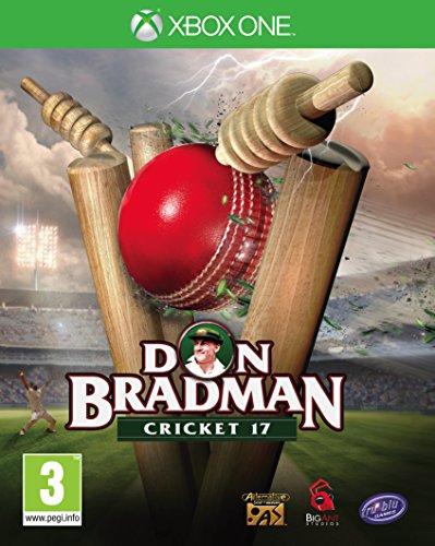 Don Bradman Cricket 17 (UK-Version)