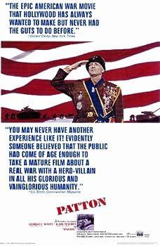 Patton Poster Movie 11x17 George C Scott Karl Malden Stephen Young Michael Strong