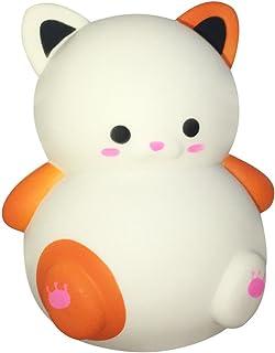 Cute Mochi Squishy Cat Squeeze Healing Fun Kids Kawaii Toy Stress Reliever Decor for Kids Party Toys Stress Reliever Toy B WFFO Slow Rising Squishy Toy