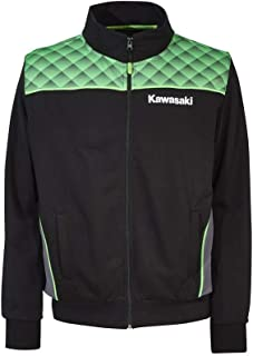 Kawasaki Sports Sweatshirt Jacke