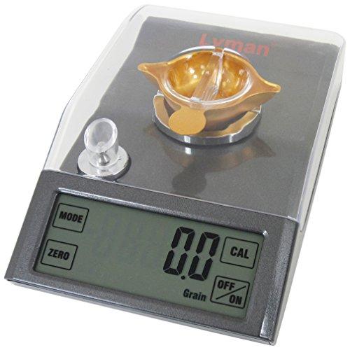 Lyman Báscula Pro Touch 1500 110/240 V, Adultos Unisex, Mezcla, Standar