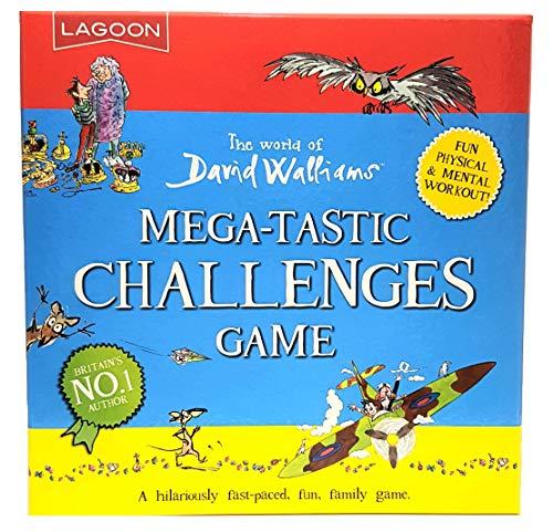 David Walliams Megatastic Challenges