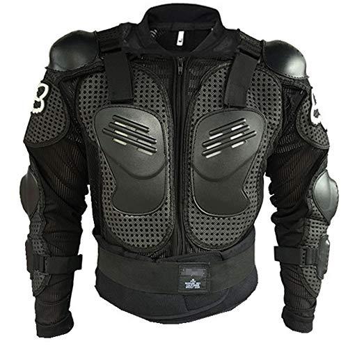 NCBH Motorfiets Beschermende Jas Mannen Ski Beschermer Motorfiets Armor Kleding Rugbescherming Gecombineerde Sport Beschermer Armour Gear