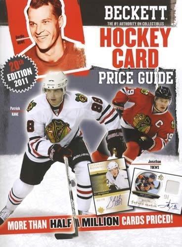 Beckett Hockey Card Price Guide: 2011