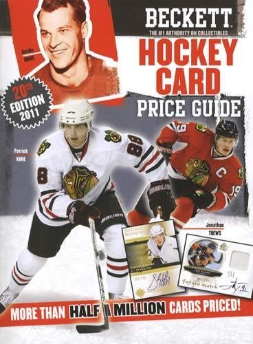 Download Beckett Hockey Card Price Guide