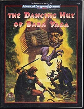 The Dancing Hut of Baba Yaga (AD&D 2nd Ed Fantasy Roleplaying) - Book  of the Advanced Dungeons and Dragons Module #C4