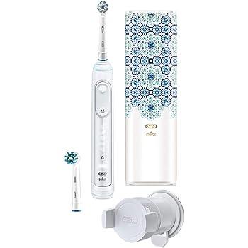 ブラウン オーラルB 電動歯ブラシ ジーニアス9000 モロッコデザイン アプリ連動 ポジション検知 D7015256XCTMC