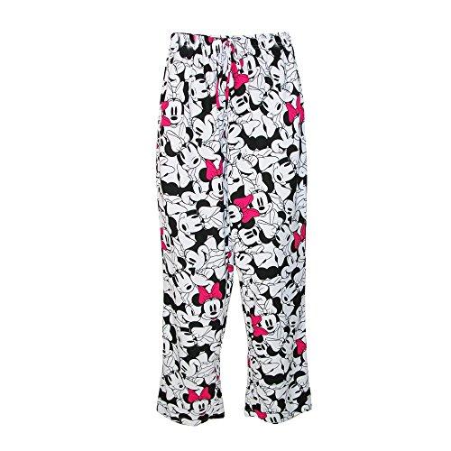 Disney Los pantalones de pijama de Minnie Mouse para Mujer METRO Rosa