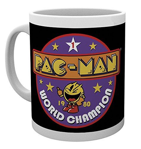 Pacman World Champion Mug