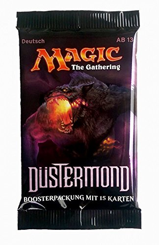 Wizards Of The Coast Magic Düstermond 1 Booster