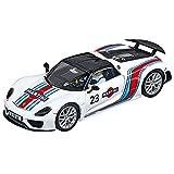 Carrera - Coche Digital 132 Porsche 918 Spyder Martini Racing, No.23, Escala 1:32 (20030698)