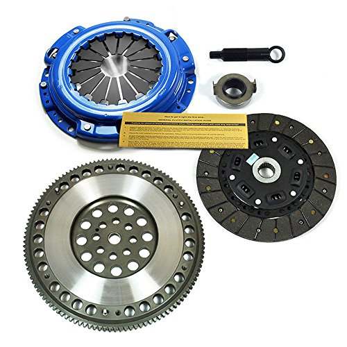 EFT STAGE 2 CLUTCH KIT & 4140 CHROMOLY FLYWHEEL FOR HONDA F22A F22B1 F23A H22A H23A