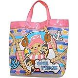[ミカサ]MIKASA ポケモン・ワンピース・ワンピース&キティ ビニールバッグ (ピンク(ワンピース))