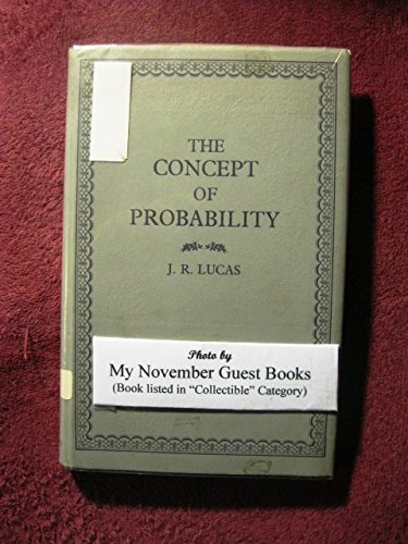 The concept of probability,