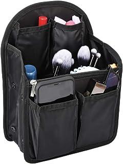 Elekin バッグインバッグ リュック a4 縦 インナーバッグ ナイロン 大容量 仕分け/旅行/通勤/小物/整理 軽量 メンズ レディース bag in bag