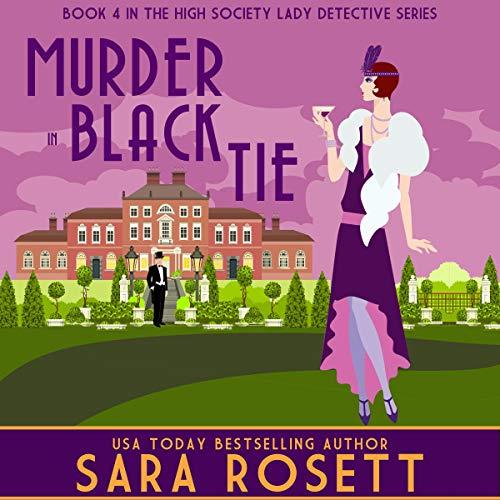 Murder in Black Tie  By  cover art