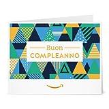 Buono Regalo Amazon.it - Stampa - Cappellini di compleanno