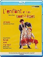 Enfant Et Les Sortileges [Blu-ray]