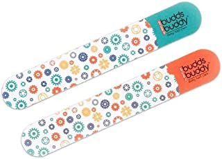 Infant Nail Filer - Gentle on Skin, Attractive, Colorful - Pack of 2