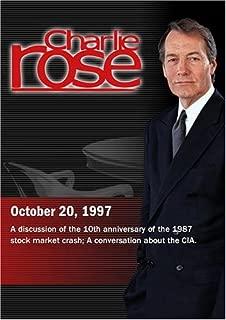 Charlie Rose October 20, 1997