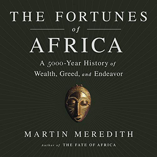 『The Fortunes of Africa』のカバーアート