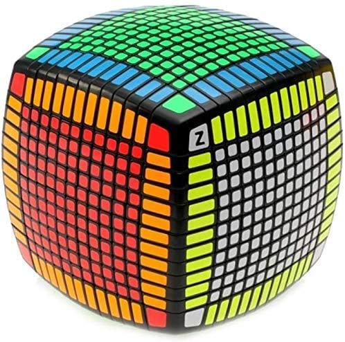 HYLL 13 × 13 × 13 Cubos Cubo mágico Profesionales misterios Cubos mágicos Velocidad Tres Capas de Juguetes Rompecabezas de Cubo para niños y Juguetes para Adultos