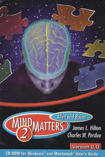 Allyn & Bacon Mindmatters Version 2.0 And Users Guide