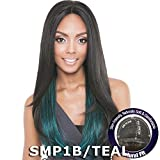 ISIS Human Hair Blend Lace Front Wig Brown Sugar French Stretch Lace BS703 Starlight (SH1B/99J)