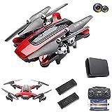 Lilon Drone GPS HJ38 con Doppia Fotocamera grandangolare da 120 °, Drone FPV WiFi 5G con Funzione...
