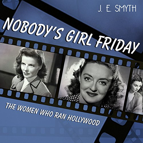 Nobody's Girl Friday audiobook cover art