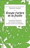 Écoute l'arbre et la feuille (Sciences) - Format Kindle - 16,99 €