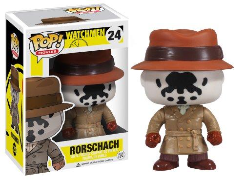 dc comics Funko Pop. Watchmen Rorschach Figur