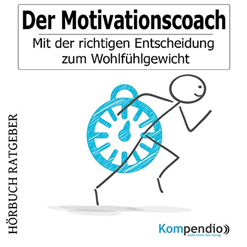 Der Motivationscoach audiobook cover art