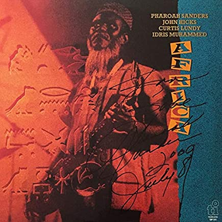 Pharoah Sanders & Idris Muhammad - Africa (2019) LEAK ALBUM