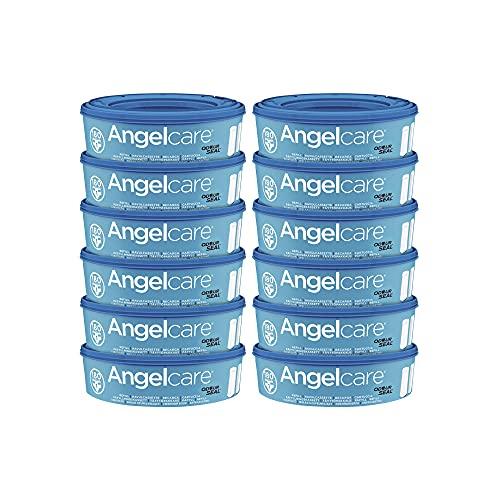 Angelcare Windelentsorgungs-System Refill Kassetten 12-er Pack