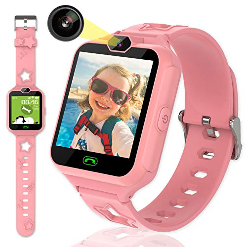 FRLONE Kids Smart Watch for Girls Boys - Children's Smartwatch Phone with 7...