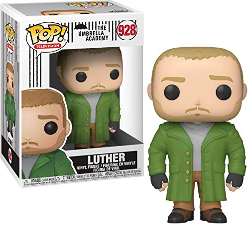 Funko Pop Luther Hargreeves (The Umbrella Academy 928) Funko Pop The Umbrella Academy