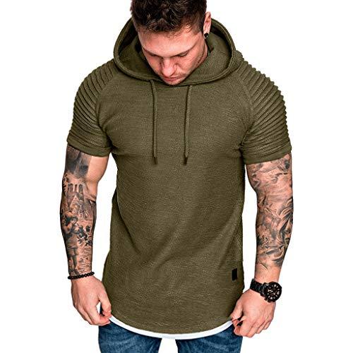 T Shirt Sport Tank Top Herren Sweatshirt Hemden Unterhemden Herren Schwarz Poloshirts Hoodie Kleid Schwarzer Kapuzenpullover Herren Katzen Pulli