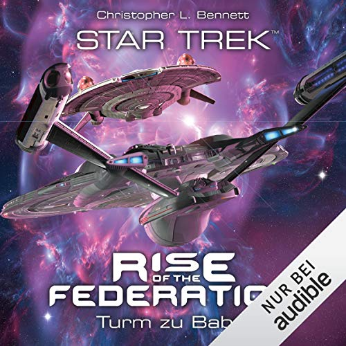 Turm zu Babel     Star Trek - Rise of the Federation 2              By:                                                                                                                                 Christopher L. Bennett                               Narrated by:                                                                                                                                 Heiko Grauel                      Length: 10 hrs and 59 mins     Not rated yet     Overall 0.0