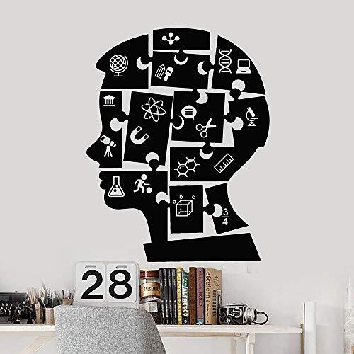 Garçons Puzzle Éducation Science Chimie Physique Vinyle...