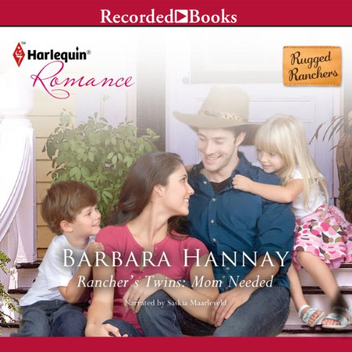 Rancher's Twins: Mom Needed audiobook cover art